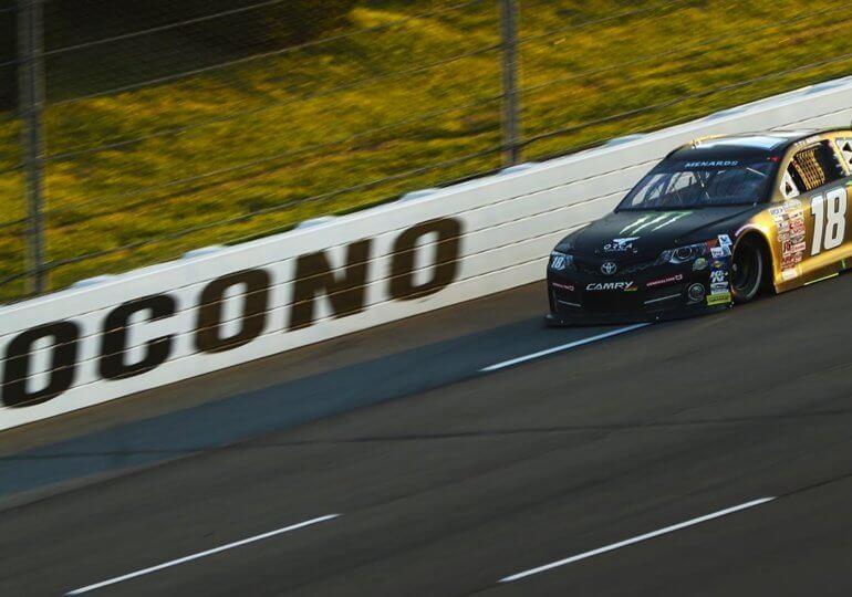 Ty Gibbs wins ARCA race at Pocono