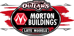 WoO LMS, World of Outlaws Late Models Logo