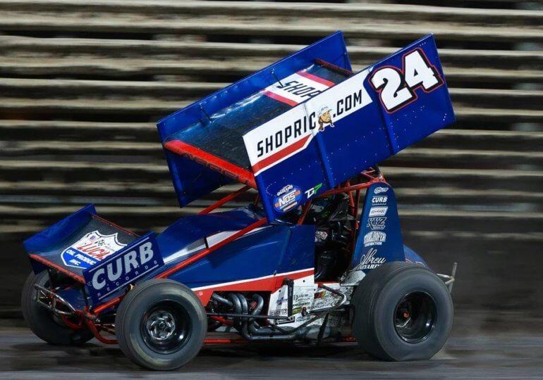 Jac Haudenschild to drive Rico Abreu Racing car in Farewell season