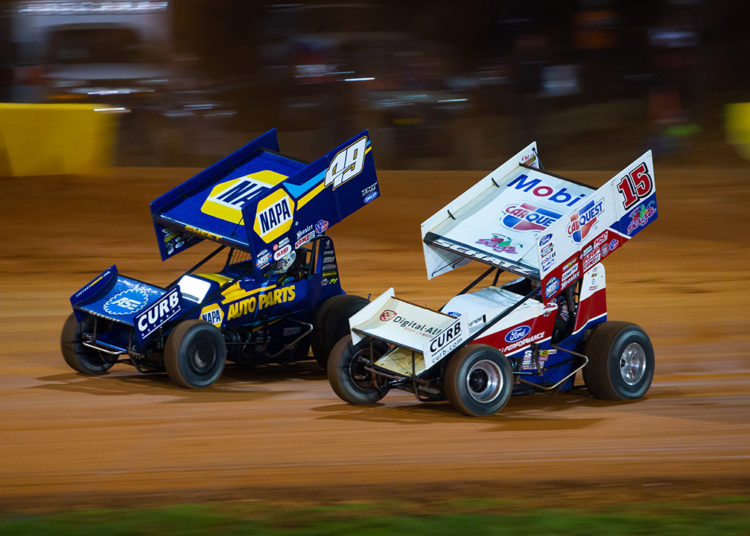 World of Outlaws Sprint Cars add 10 races amidst West Coast Cancelations