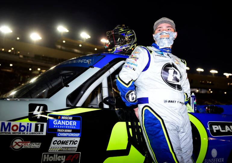 Brett Moffitt to go full time with Niece Motorsports in '21
