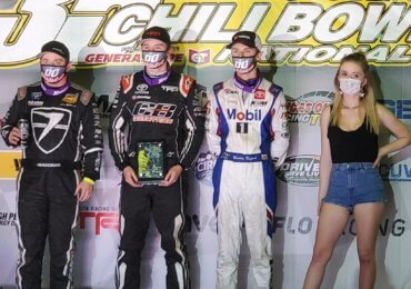 Christopher Bell dominates Thursday night