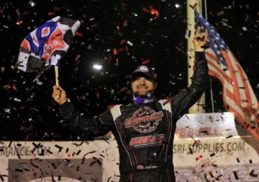 Brandon Overton leads all 40, wins in WoO LMS Night 3 at Volusia