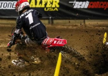 Steinke hurt, Alessi shows progress, but Peters sweeps Lubbock 1