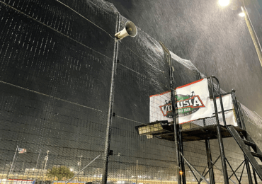 Second Night of Sunshine Nationals rained out