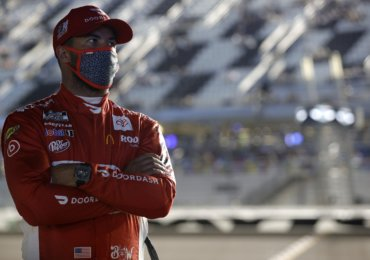 First Class Opportunity for Bubba Wallace